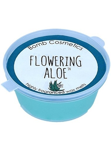 Bomb Cosmetics Flowering Aloe Mini Melt Oda Kokusu Renkli
